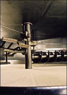 伝統製造工程 原料